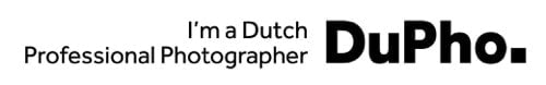 Logo DuPho I'm a Dutch Professional Photographer